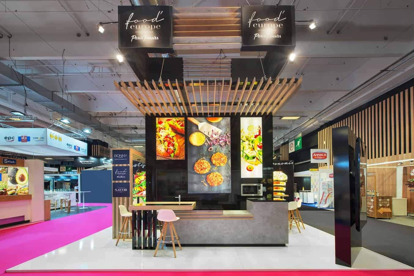 FOOD'EUROPE - Salon Sandwich & Snack Show - 24m2